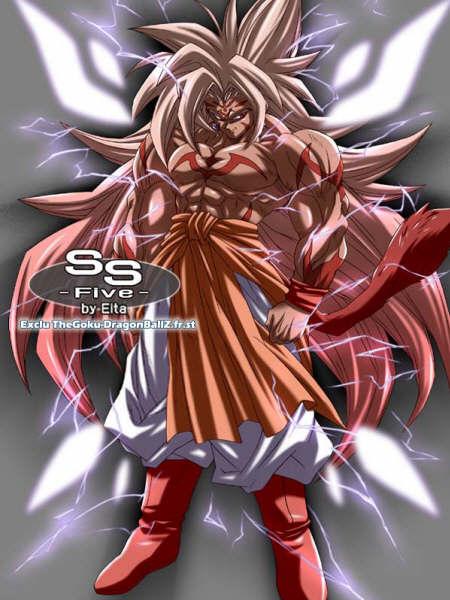 Goku - Super Saiyan 5